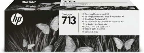 Cabezal HP 713 Color, para DesignJet
