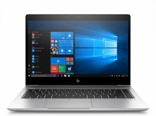 Laptop HP EliteBook 745 G5 14'' Full HD, AMD AMD Ryzen 7 Pro 2700U 2.8GHz, 8GB, 256GB SSD, Windows 10 Pro 64-bit, Plata