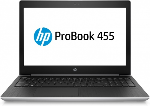 Laptop HP ProBook 455 G5 15.6'' Full HD, AMD A10-9620P 2.50GHz, 8GB, 1TB, Windows 10 Home 64-bit, Negro/Plata