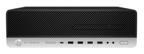 Computadora Kit HP EliteDesk 800 G4 SFF, Intel Core i7-8700 3.20GHz, 16GB (2 x 8GB), 2TB, Windows 10 Pro 64-bit ― ¡Compra y recibe de regalo Kaspersky Antivirus 1 año 1 usuario!