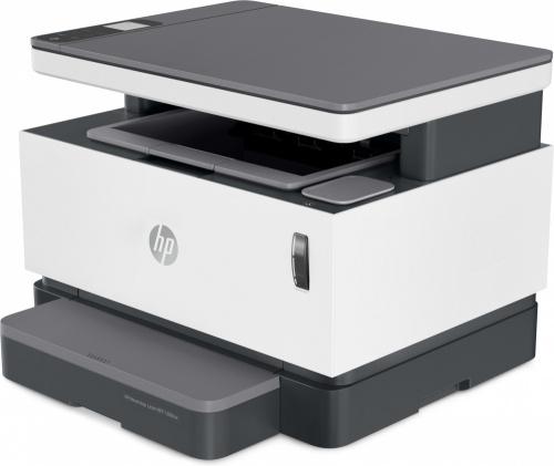 Multifuncional HP Neverstop Laser 1200nw, Blanco y Negro, Láser, Print/Scan/Copy