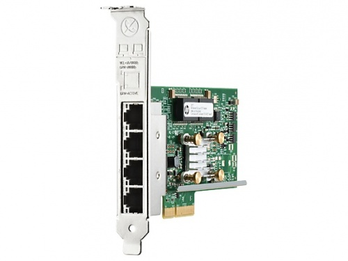 HP Tarjeta PCI Express 331T, Alámbrico, 4 Puertos, 2000 Mbit/s