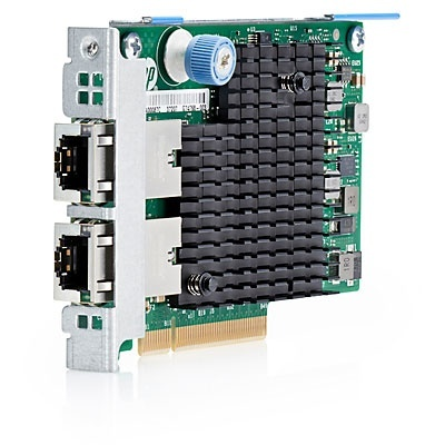 HP Tarjeta PCI Express Ethernet 561FLR-T, 10GB de Doble Puerto