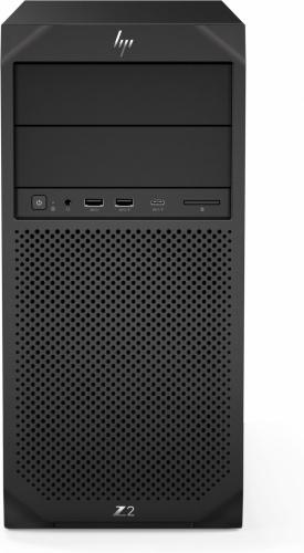 HP Z2 G4 Tower, Intel Xeon E-2244G 3.80GHz, 16GB, 512GB SSD, NVIDIA Quadro P2200, Windows 10 Pro 64-bit ― Teclado en Inglés