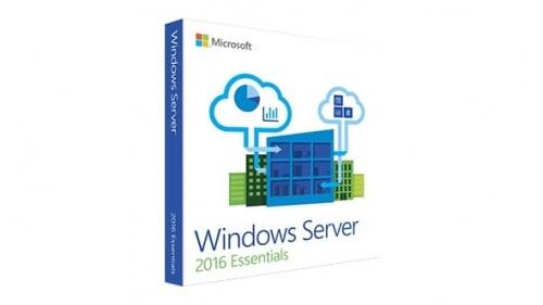 HP Windows Server 2016 Essentials ROK, Inglés, 1 Usuario, 64-bit, OEM