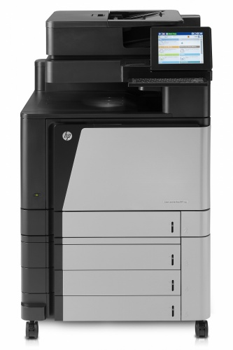 Multifuncional HP LaserJet Enterprise flow M880z, Color, Láser, Print/Scan/Copy/Fax