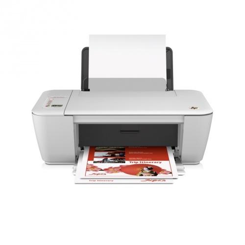 Multifuncional HP Deskjet Ink Advantage 2545, Color, Inyección, Inalámbrico, Print/Scan/Copy