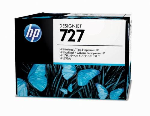 Cabezal HP 727 Seis Colores