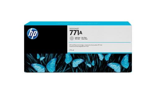 Cartucho HP 771A Gris Claro 775ml