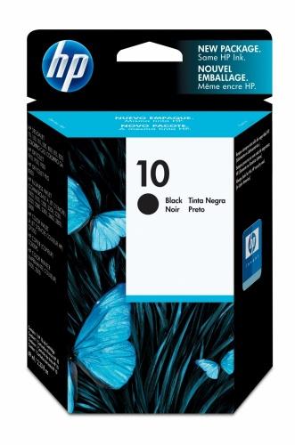 Cartucho HP 10 Negro, 2200 Páginas