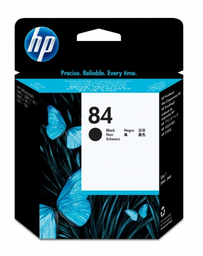 Cabezal HP 84 Negro