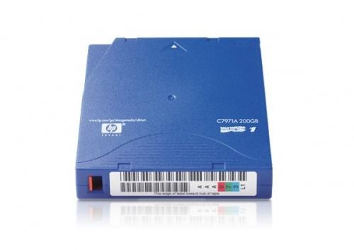 HP Cartucho de Datos LTO-1 Ultrium, 100/200GB, 609 Metros