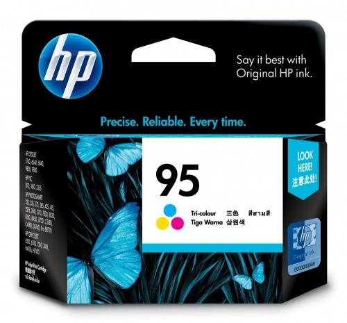 Cartucho HP 95 Tricolor, 330 Páginas