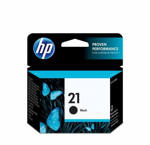 Cartucho HP 21 Negro, 190 Páginas ― ¡Compra y recibe 6% del valor de este producto en saldo para tu siguiente pedido!