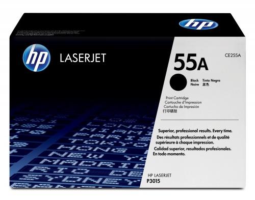 Tóner HP 55A Negro, 6000 Páginas ― ¡Compra y recibe 5% del valor de este producto en saldo para tu siguiente pedido!