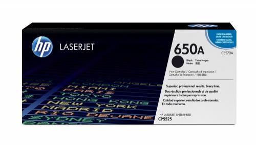 Tóner HP 650A Negro, 13.500 Páginas ― ¡Compra y recibe $240 pesos de saldo para tu siguiente pedido!