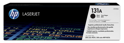 Tóner HP 131A Negro, 1600 Páginas ― ¡Compra y recibe $65 pesos de saldo para tu siguiente pedido!