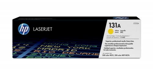 Tóner HP 131A Amarillo, 1800 Páginas