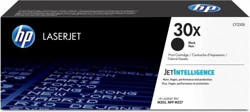 Tóner HP CF230X Negro, 3500 Páginas