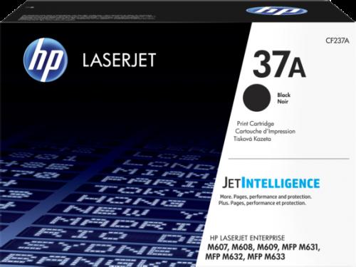 Tóner HP 37A Negro, 11.000 Páginas ― ¡Compra y recibe $170 pesos de saldo para tu siguiente pedido!