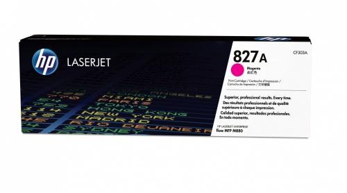 Tóner HP 827A Magenta, 32.000 Páginas