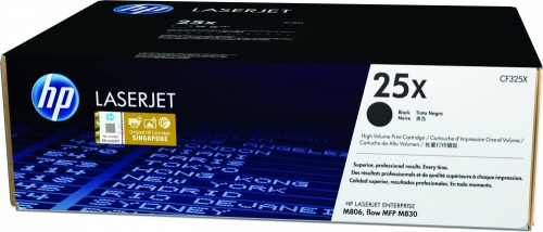 Tóner HP 25X Negro, 40.000 Páginas