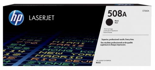 Tóner HP 508A Negro, 6000 Páginas