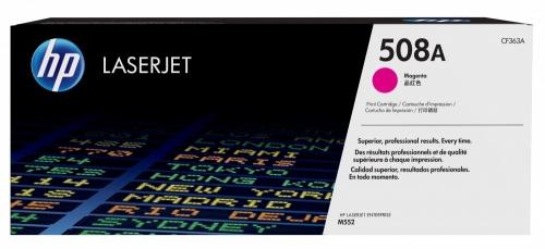 Tóner HP 508A Magenta, 5000 Páginas ― ¡Compra y recibe 5% del valor de este producto en saldo para tu siguiente pedido!