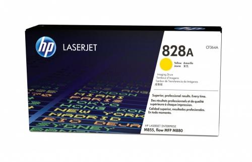 Tambor HP 828A Amarillo, 30.000 Páginas