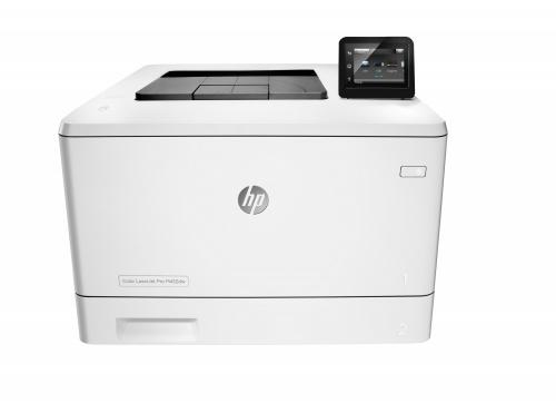 HP LaserJet Pro M452dw, Color, Laser, Inalámbrico, Print