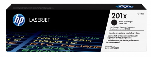 Tóner HP 201X Negro, 2800 Páginas