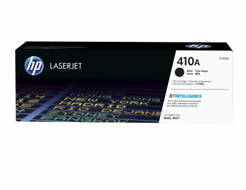 Tóner HP 410A Negro, 2300 Páginas ― ¡Compra y recibe $80 pesos de saldo para tu siguiente pedido!
