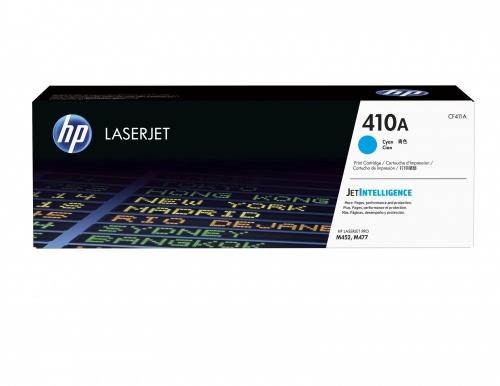 Tóner HP 410A Cyan, 2300 Páginas ― ¡Compra y recibe el 5% en saldo de regalo para tu siguiente pedido!