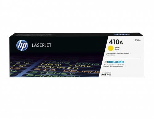 Tóner HP 410A Amarillo, 2300 Páginas ― ¡Compra y recibe el 5% en saldo de regalo para tu siguiente pedido!