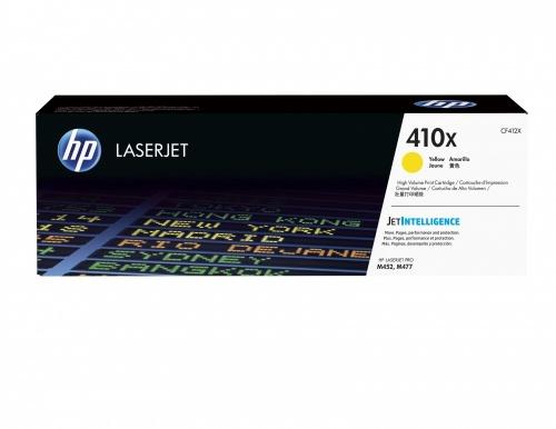Tóner HP 410X Amarillo, 5000 Páginas ― ¡Compra y recibe el 5% en saldo de regalo para tu siguiente pedido!