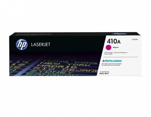 Tóner HP 410A Magenta, 2300 Páginas ― ¡Compra y recibe el 5% en saldo de regalo para tu siguiente pedido!