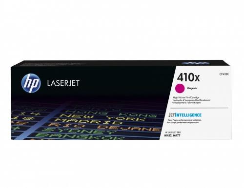 Tóner HP 410X Magenta, 5000 Páginas ― ¡Compra y recibe el 5% en saldo de regalo para tu siguiente pedido!