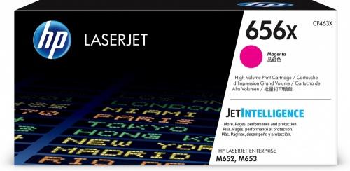 Tóner HP 656X Alto Rendimiento Magenta, 22.000 páginas