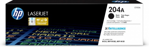Toner HP 204A Negro, 1100 Páginas