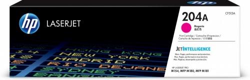 Toner HP 204A Magenta, 900 Páginas