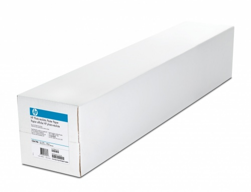 HP Photo-Realistic Poster Paper 205 g/m², 36'' x 125'