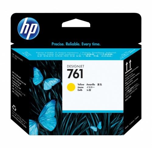 Cabezal HP 761 Amarillo