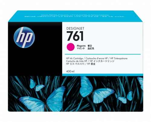 Cartucho HP 761 Magenta 400ml