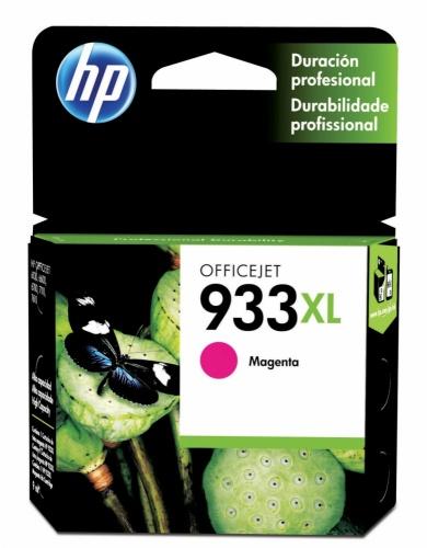 Cartucho HP 933XL Magenta, 825 Páginas ― ¡Compre y reciba $30 pesos de saldo para su siguiente pedido!