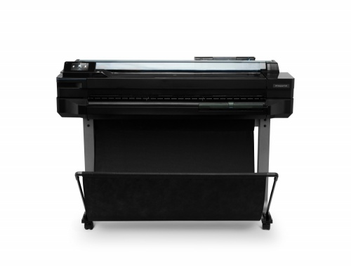 Plotter HP DesignJet T520 36'', Color, Inyección, Print