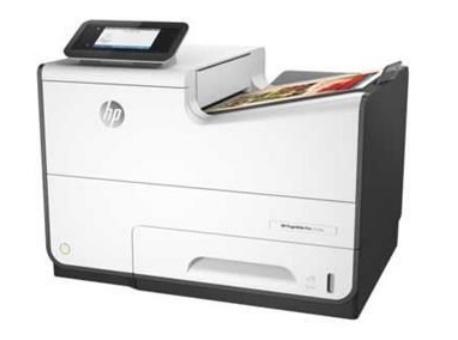 HP Pagewide Pro 552DW, Color, Láser, Print