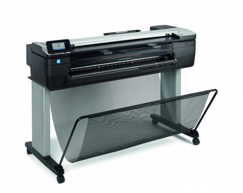 Plotter HP DesignJet T830 36'', Color, Inyección, Inalámbrico, Print/Scan/Copy ― Requiere Care pack de Instalación UC744E por parte de la marca, consulta a servicio al cliente.