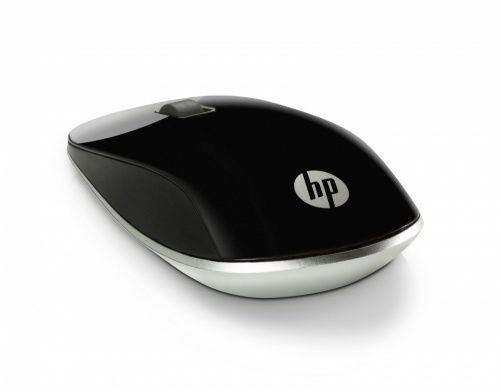 Mouse HP Z4000, Inalámbrico, USB, Negro