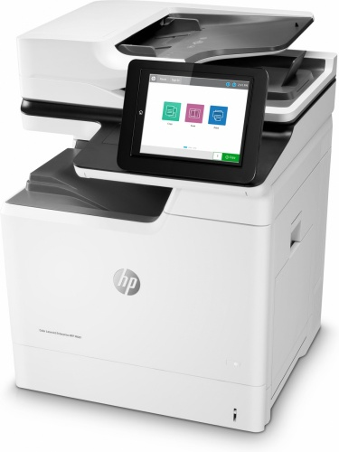 Multifuncional HP LaserJet Enterprise M681dh, Color, Láser, Print/Scan/Copy