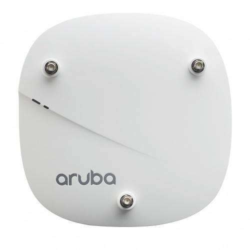 Access Point Aruba de Banda Dual 304 (RW), 1300 Mbit/s, 1x RJ-45, 2.4/5.85GHz, Antena Integrada de 2.3dBi